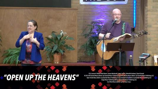 Sunday Morning Worship Service at OGBC (August 30, 2020)