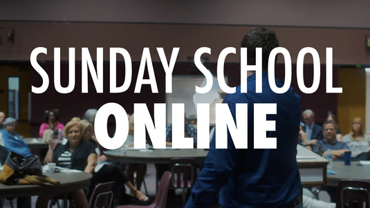 GroveGroups Sunday School (Session 9) - May 3, 2020