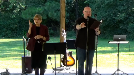 Outdoor Worship at the OGBC Drive-In (Sunday, Sept. 20, 2020)