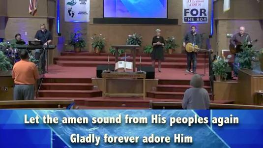 OGBC Sunday Morning Worship (August 16, 2020)