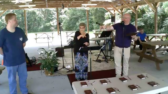 Graduation Sunday Worship at the OGBC Drive-In (June 28, 2020)