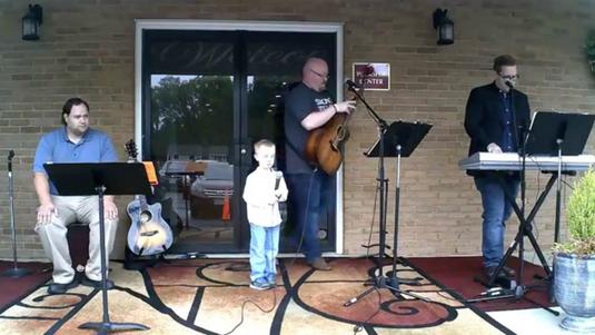 OGBC Drive-In Worship (April 26, 2020)