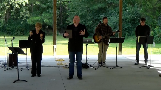 Outdoor Worship @ the OGBC Drive-In (Oct.4, 2020)