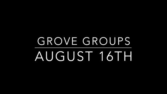 OGBC GroveGroups Sunday School Lesson (August 16, 2020)