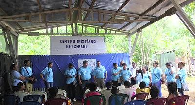NICARAGUA 2016 Misiones