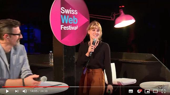 Swiss Web Festival 2017 - Storytelling 2.0