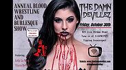 The Damn Devillez Blood Wrestling Show