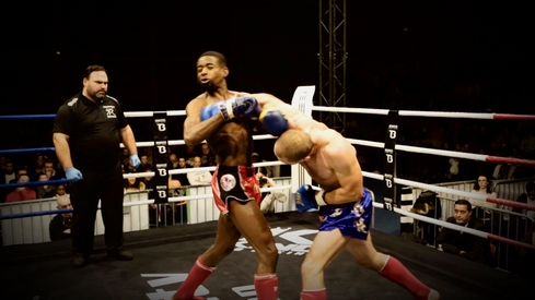 K-1 WINTER FIGHT - Reportage
