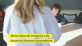 Campamento de innovación con niños