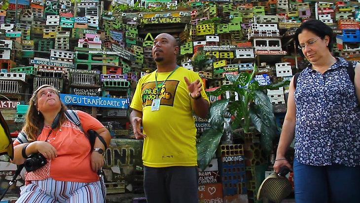 Morrinho Favela Tour