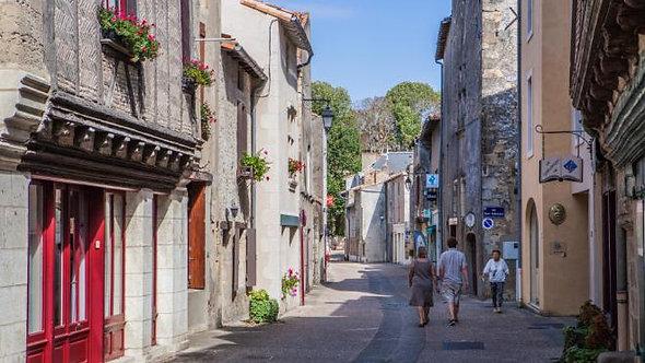 Présentation de Saint-Loup-sur-Thouet