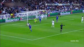 goal Real Madrid