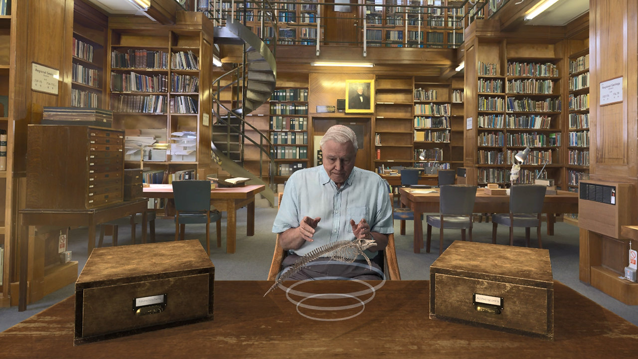 Hold The World - David Attenborough