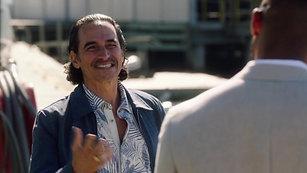 Diego Wallraff in NCIS New Orleans