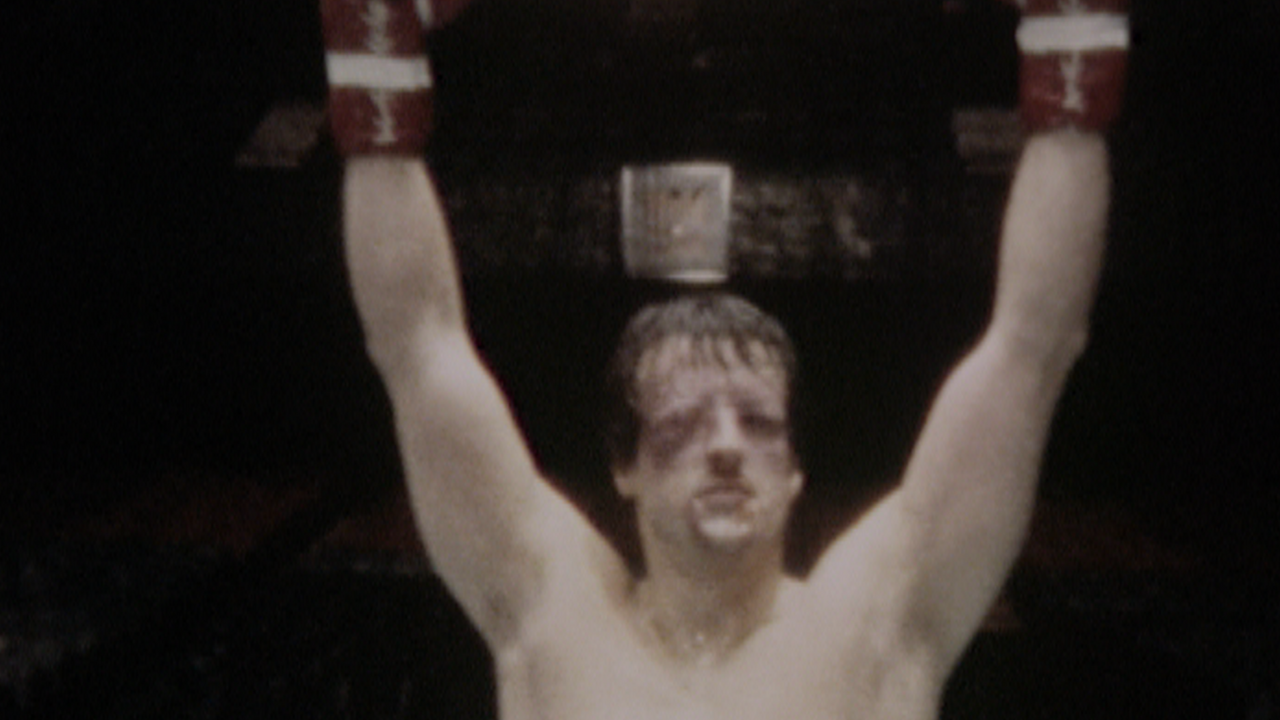 Becoming Rocky: The Birth of a Classic ENGLISH