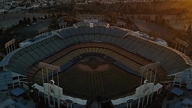 Dodgers Stadium Sunrise - ALT