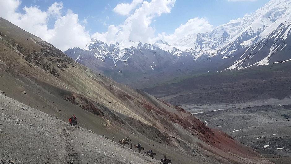 Peak Lenin Expedition