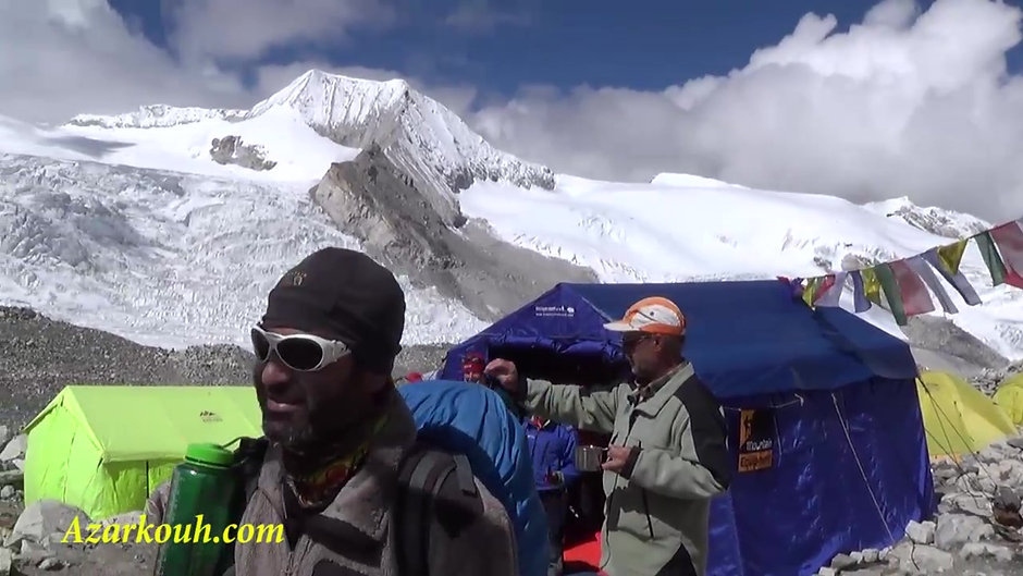 Mt. Cho Oyu Expedition