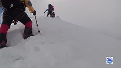 Trying to reach the third camp