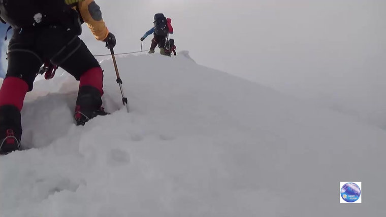 Peak Korjnevskaya Expedition