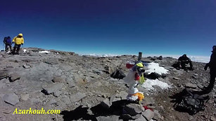 Reach to Aconcagua summit
