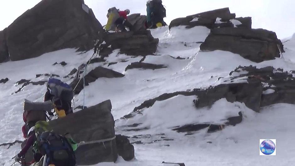 Peak Khan Tengri North Face Expedition