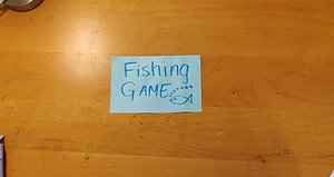 Fishing Game Project