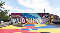 """Murals For Medical Relief"" Vinco x Muros x Farfán"