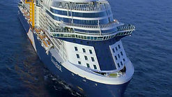 Cutting edge features of celebrity cruises