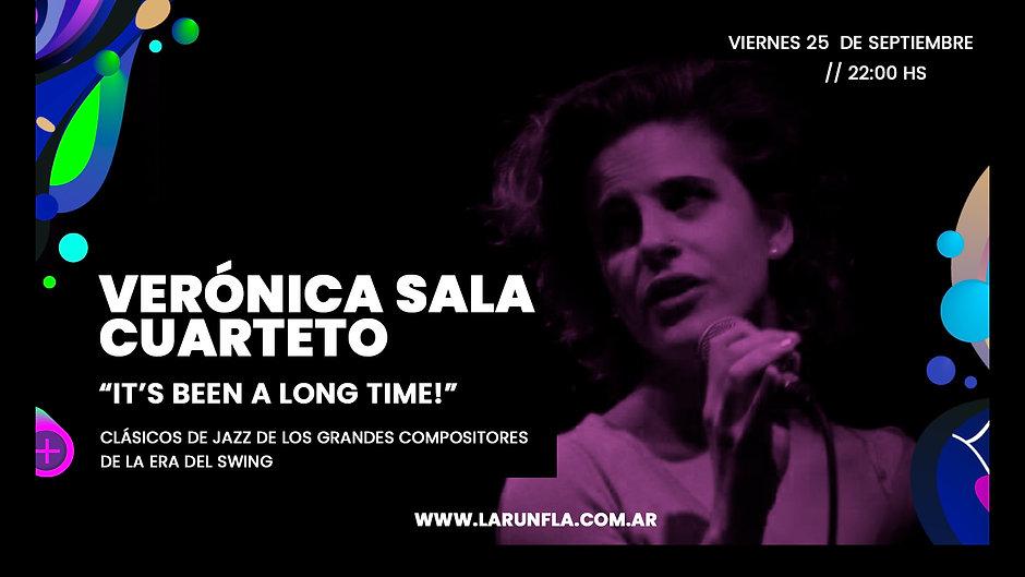Veronica Sala Show Completo