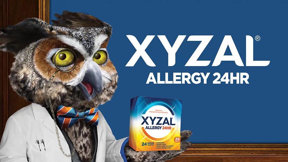 Xyzal - Grand Rounds