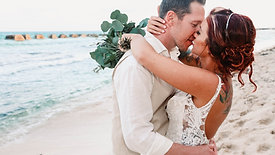 Chelsie + David - Cancun