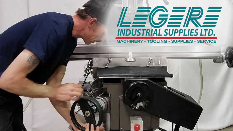Legere Industrial Supplies | Machinery - Tooling - Supplies - Service | Ottawa, ON
