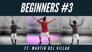 POWERUMBA BEGINNERS #3 Ft. Martin Del Villar