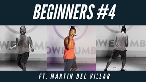 POWERUMBA BEGINNERS #4 Ft. Martin Del Villar