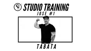 TABATA WITH JOSE #1