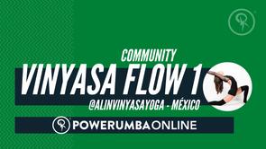 YOGA VINYASA FLOW (SPANISH) - Alin Hamui