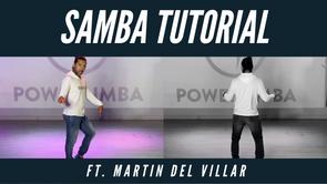 Samba Tutorial Ft. Martin Del Villar