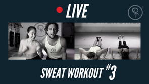 Live Sweat with Emma & Jose 3