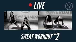 Live Sweat with Emma & Jose 2