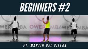 POWERUMBA BEGINNERS #2 Ft. Martin Del Villar