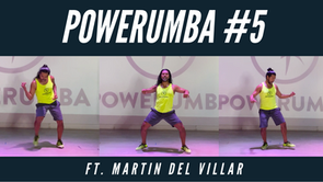 POWERUMBA #5 Ft. Martin Del Villar