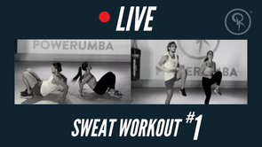 Live Sweat with Emma & Jose 1