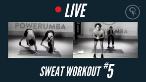 Live Sweat with Emma & Jose 5