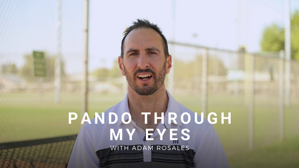 Adam Rosales: Pando Through My Eyes
