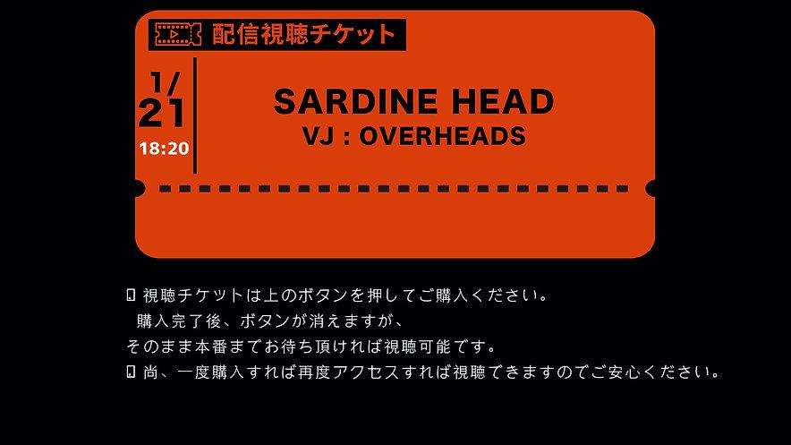 Sardine Head VJ:OVERHEADS