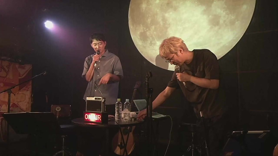 Northern Boys Streaming show at 月見ル君想フ