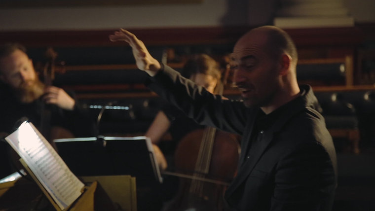 CIACCONA : Dall' Abaco Concerto in D (Op.5 no.6)