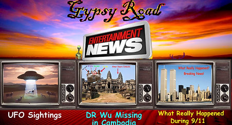 Gypsy Road Entertainment News: Episode 1