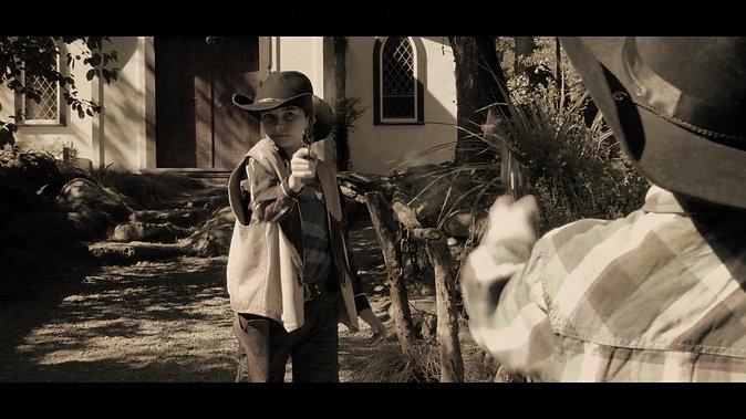 The Cowboy Standoff @ Staglands